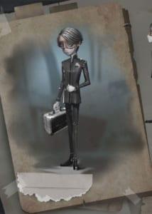 納棺師イソップ・カールのスキン衣装5