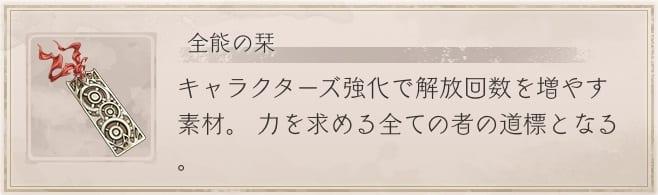 強化 おすすめ キャラクターズ シノアリス
